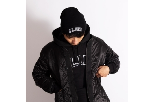 Alife Collegiate hoodie & military layer jacket available at wellgosh