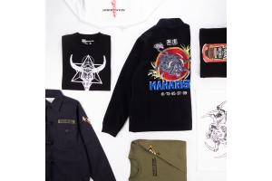 New Maharishi spring summer 2021 season Year Of The Ox collection available at Wellgosh! Including T-Shirts, Longsleeves, Jackets, Trousers and Hats.