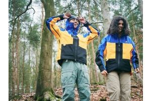 Nike ACG Spring 21 launch at Wellgosh including the misery ridge goretex jacket