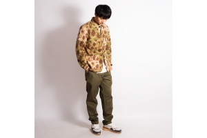 Universal Works SS21 Collection arrives at Wellgosh. Featuring the Patched Bakers Mill Jacket Pants Trousers, and more!