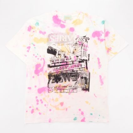 Aries Armageddon SS Tee Multicolour