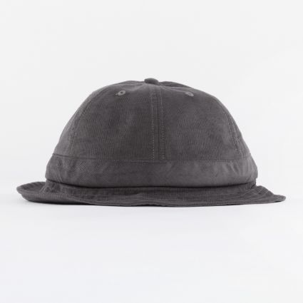 POP Trading Bell Hat Anthracite Minicord1