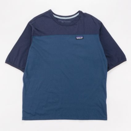 Patagonia Cotton In Conversion T-Shirt Stone Blue