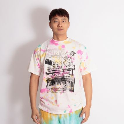 Aries Armageddon SS T-Shirt Multicolour
