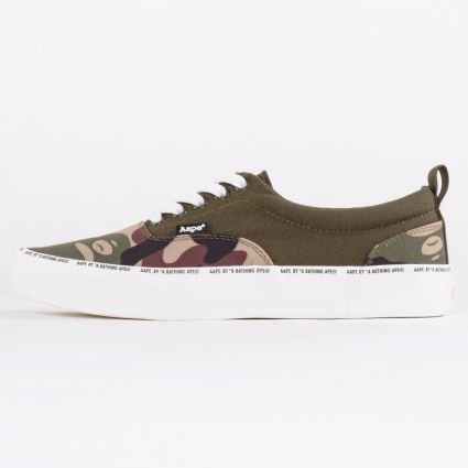 AAPE LACE SHOES Green (Multi)1