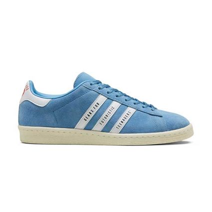 Adidas x Human Made Campus Light Blue/White FY0731