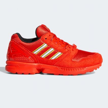 Adidas x Lego ZX 8000 Active Red/Ftwr White/Active Red FY7084