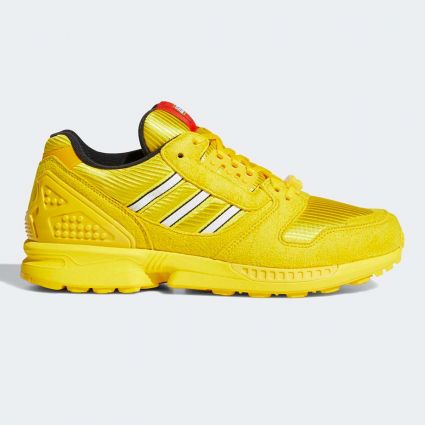Adidas x Lego ZX 8000 EQT Yellow/Ftwr White/EQT Yellow FY7081