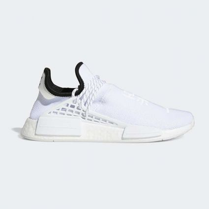 Adidas x Pharrell Williams HU NMD Core White/Core White/Core Black GY0092