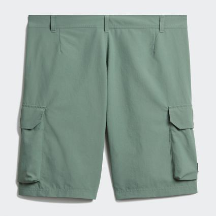 adidas Spezial Standish Shorts Trace Green GK5734
