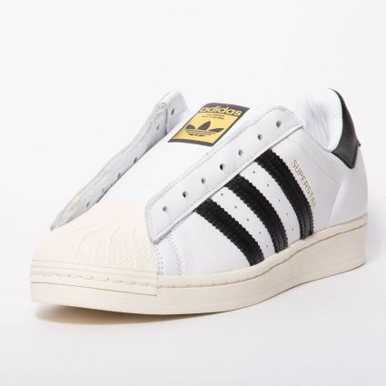 Adidas Superstar Laceless Ftw White/C Black/Ftw White FV3017
