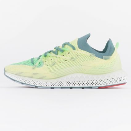 Adidas 4D Fusio Semi Frozen Yellow/Hazy Emerald/Dove Grey1
