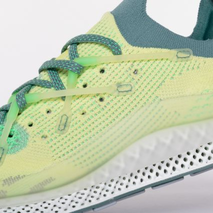 Adidas 4D Fusio Semi Frozen Yellow/Hazy Emerald/Dove Grey FY3603