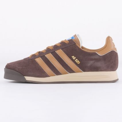 Adidas AS 520 Brown-Black/Raw Desert/Savannah1