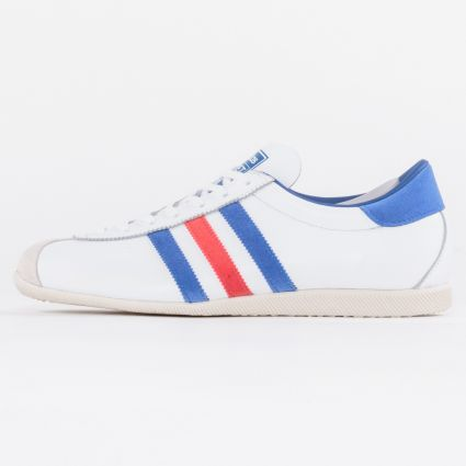 Adidas Cadet Footwear White/Collegiate Royal/Lush Red1