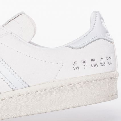 Adidas Campus 80s Supplier Colour/Footwear White/Off White