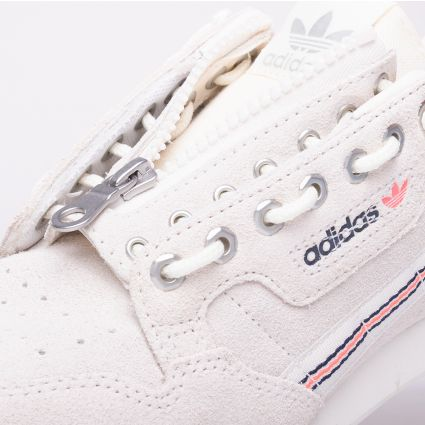 adidas Originals Continental 80 Chalk White/Chalk White/Off White