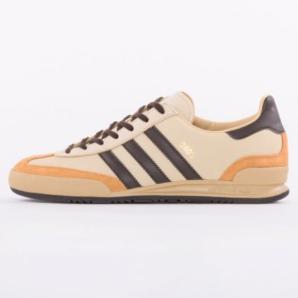 Adidas CORD sand/dark brown/gold met.1
