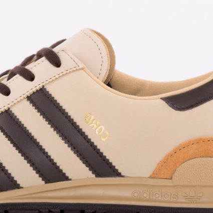 Adidas Cord Sand/Dark Brown/Gold Met FX5640