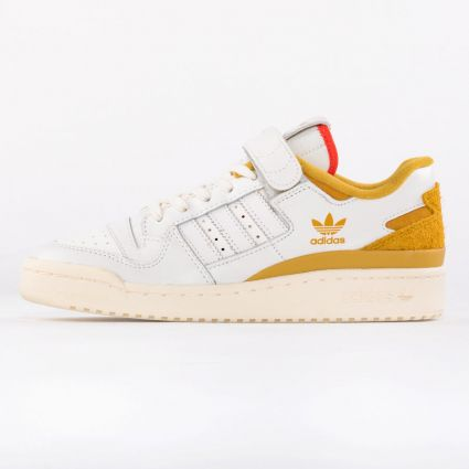 Adidas Forum 84 Low Cream White/Victory Gold/Red1