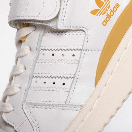 Adidas Forum 84 Low Cream White/Victory Gold/Red GZ8961