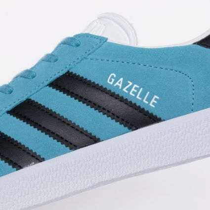 Adidas Gazelle Hazy Blue/Core Black/Footwear White FX5480