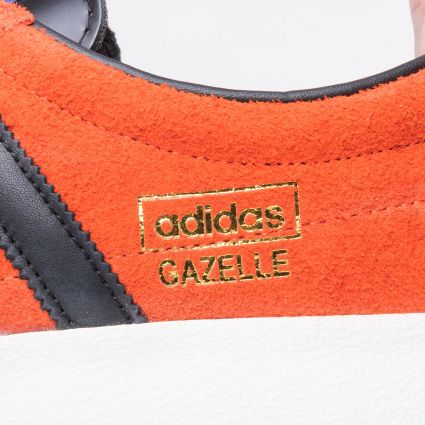 Adidas Gazelle Vintage True Orange/Core Black/Blue FX5487