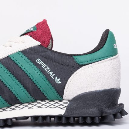 Adidas Handball Spezial TR Core Black/Collegiate Green/Collegiate Burgundy FY6740
