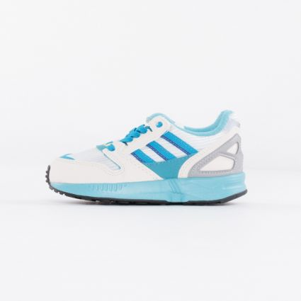 adidas Kids ZX 8000 Crystal White/Light Aqua/Core Black1