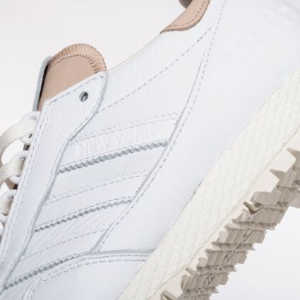 Adidas New York Footwear White/Footwear White/Off White FY7235
