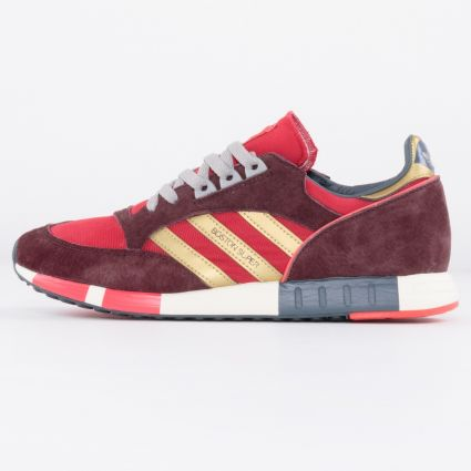 adidas Originals Boston Super Power Red/Gold Metallic/Night Red1