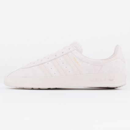 adidas Originals Broomfield Raw White/Clear Brown/Gold Metallic1