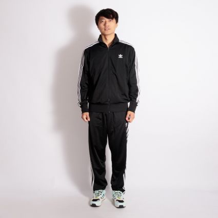 adidas Originals Firebird Track Pant Black/White
