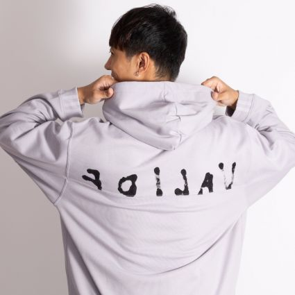 adidas Originals R.Y.V. Fashion Hoodie Glory Grey