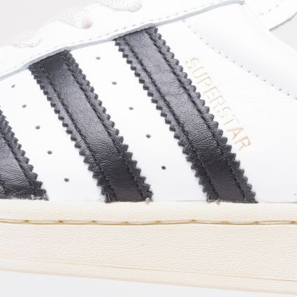 adidas Originals Superstar Cloud White/Core Black/Blue
