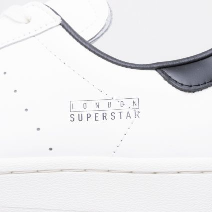 adidas Originals Superstar Pure 'London' Cloud White/Core Black/Gold Metallic