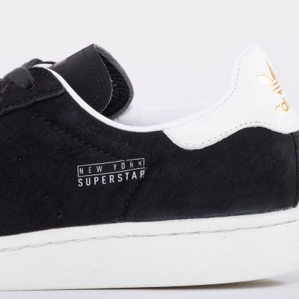 adidas Originals Superstar Pure 'New York' Core Black/Cloud White/Carbon