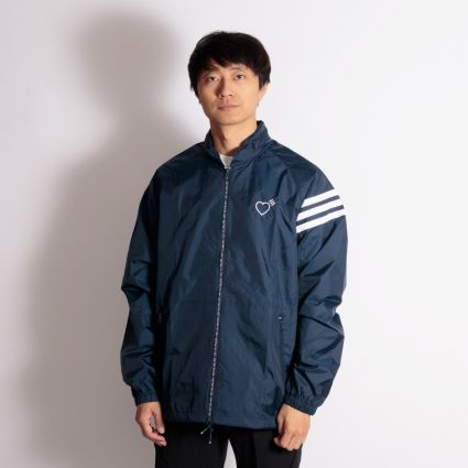 adidas Originals x Human Made Windbreaker Collegiate Navy