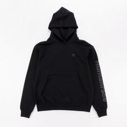 adidas Originals x Pharrell Williams Basics Hoodie Core Black1