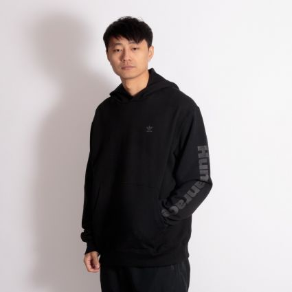 adidas Originals x Pharrell Williams Basics Hoodie Core Black