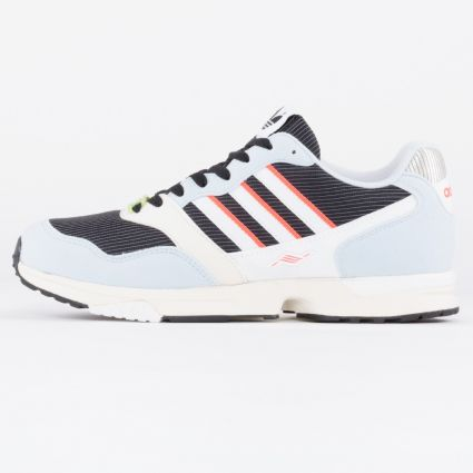 adidas Originals ZX 1000 C Core Black/Footwear White/Halo Blue1