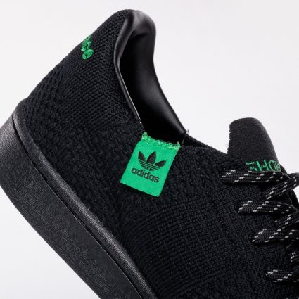 Adidas PW Superstar PK Core Black/Core Black/Vivid Green GX0195
