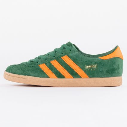 Adidas Stadt Amazon Green/Bright Orange/Gum 3-1