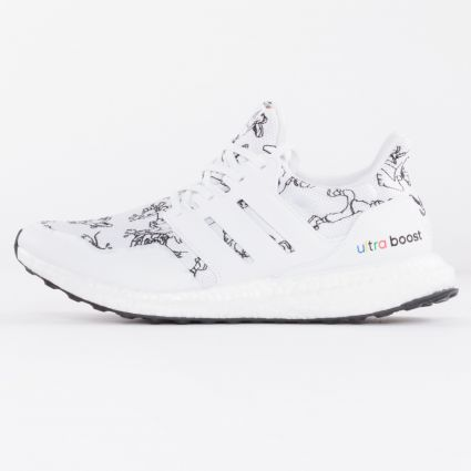 adidas ultraBOOST DNA x Disney Cloud White/Cloud White/Blue1
