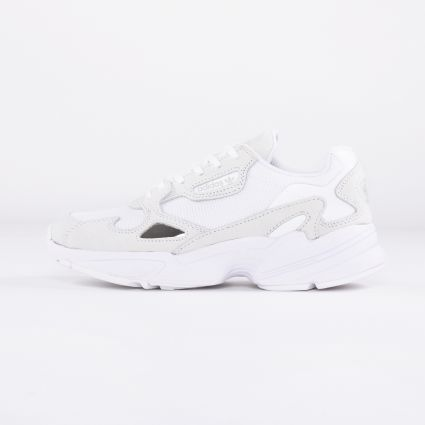 adidas Women's Originals Falcon Cloud White/Cloud White/Crystal White1