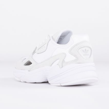 adidas Women's Originals Falcon Cloud White/Cloud White/Crystal White