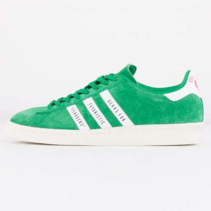 Adidas x Human Made Campus Green/White FY0732