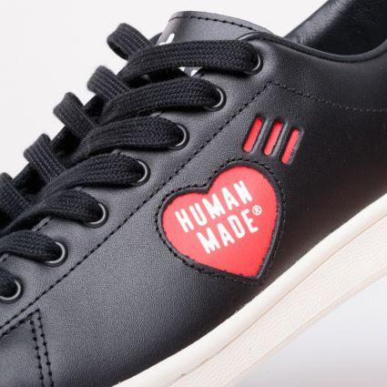 Adidas x Human Made Stan Smith Core Black FY0736