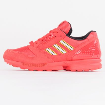 Adidas x Lego ZX 8000 Active Red/Ftwr White/Active Red1