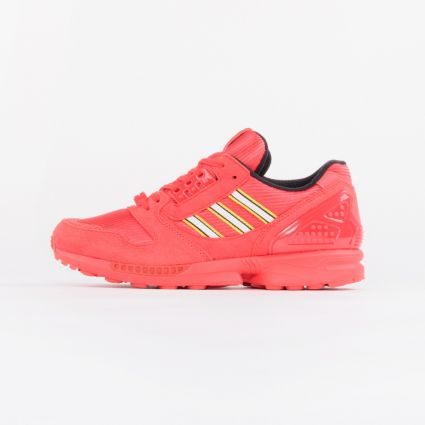 Adidas x Lego ZX 8000 J Active Red/Ftwr White/Active Red1